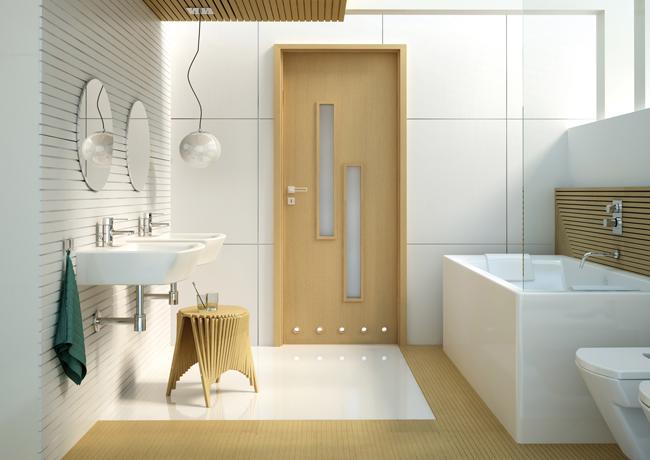 drzwi Strada, drzwi do łazienki