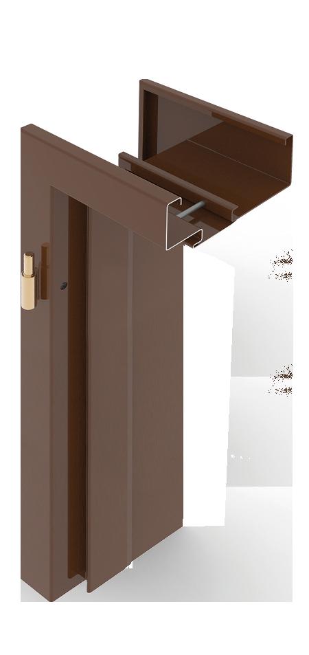 Ościeżnica metalowa - regulowana FD61 - FD67