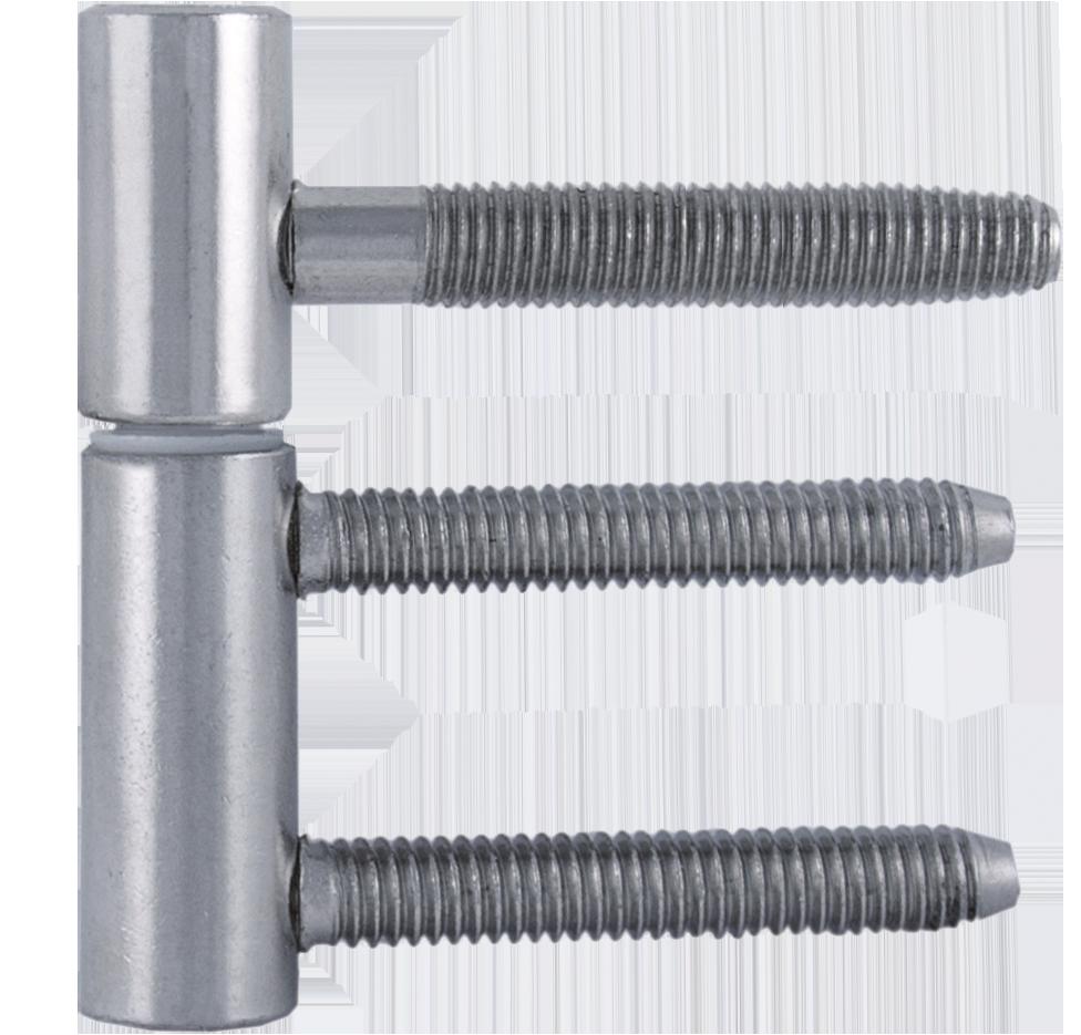 Zawias czopowy do drzwi przylgowych (płaskich i modułowych))