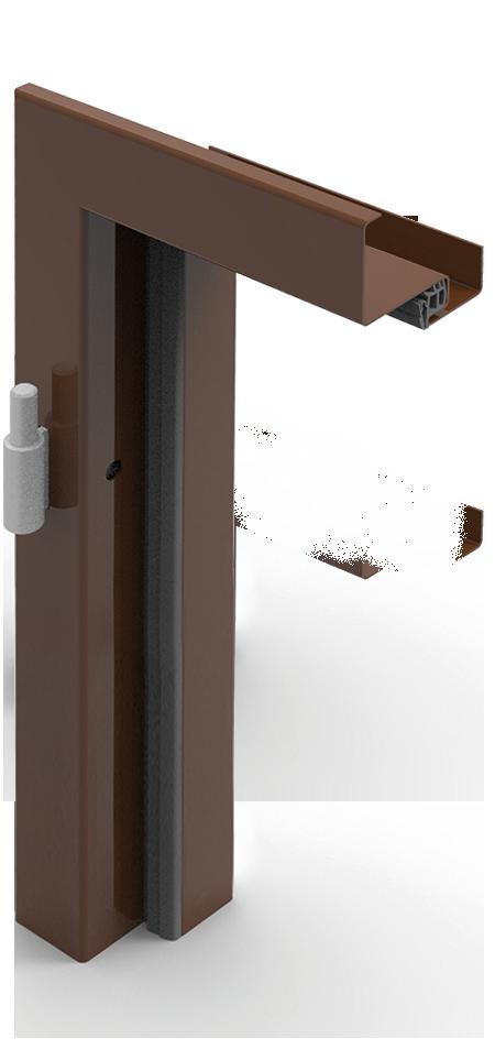 Ościeżnica metalowa - kątowa mała FD14