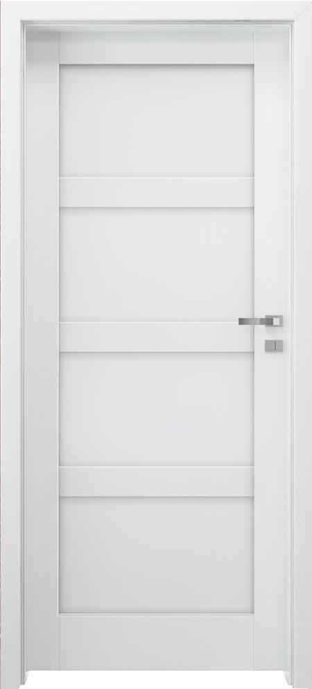 Bianco FIORI 1 - Biały B490