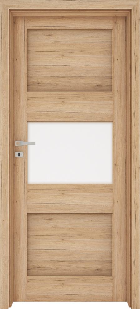 Drzwi FOSSANO 3 - Dąb naturo B587
