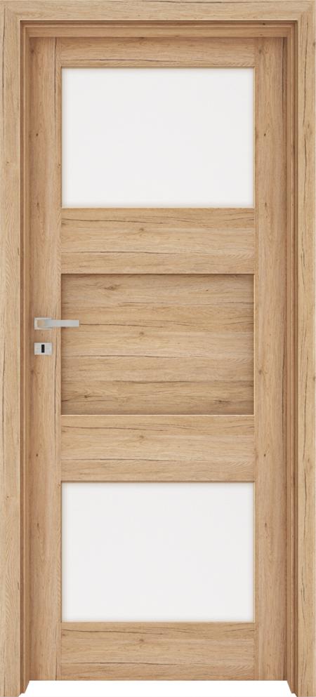 Drzwi FOSSANO 5 - Dąb naturo B587