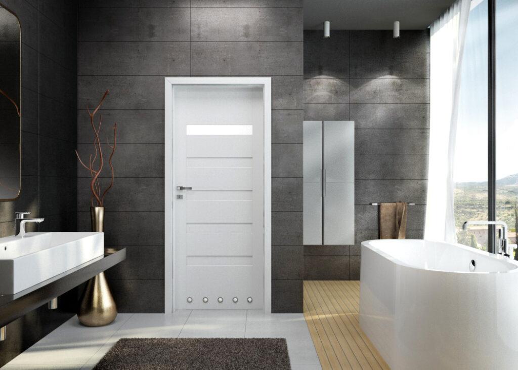 drzwi do łazienki Versano