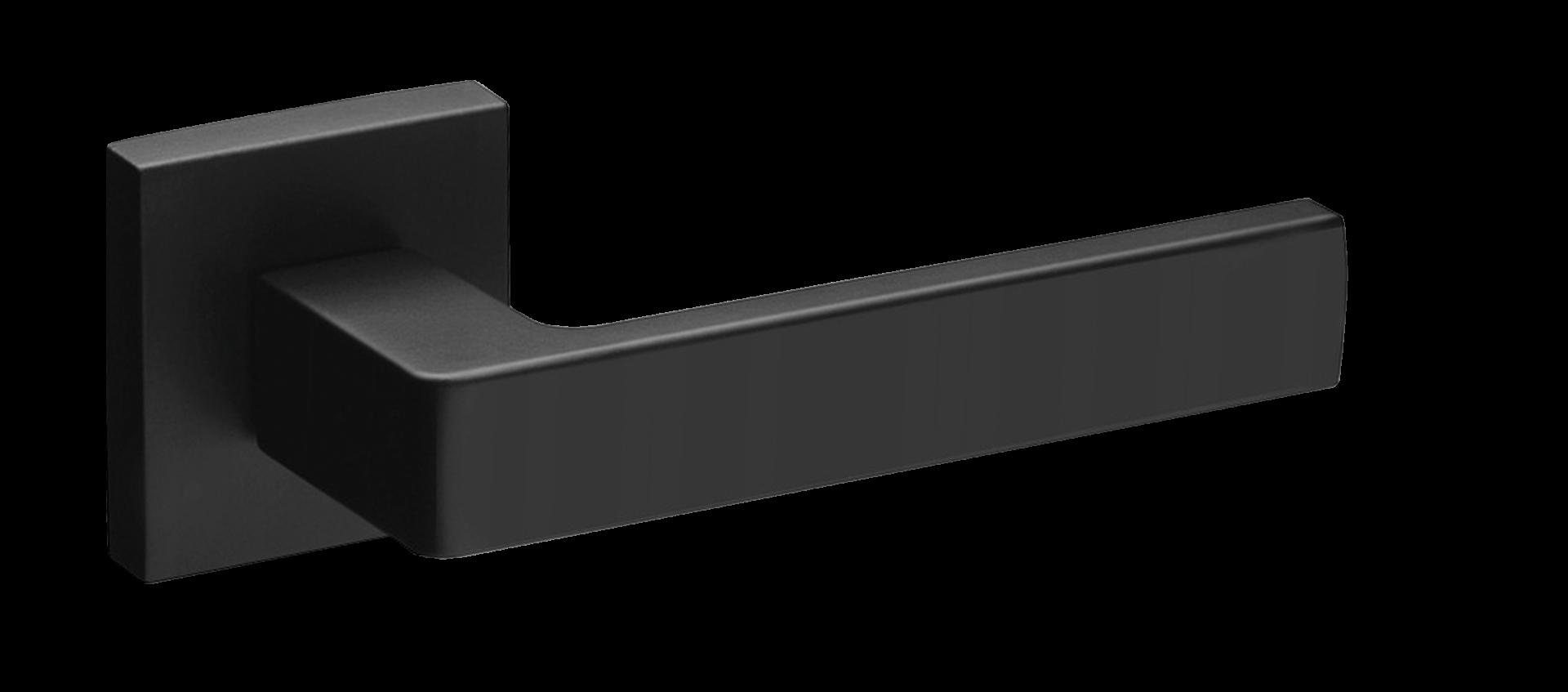Klamka SPIGOLA-QR - czarny