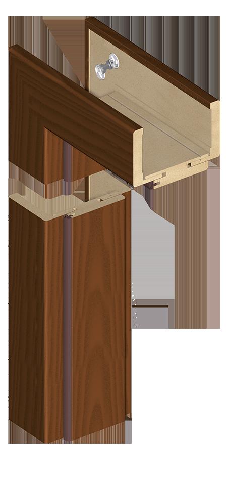 Ościeżnica regulowana ORS8 z opaską 80 mm